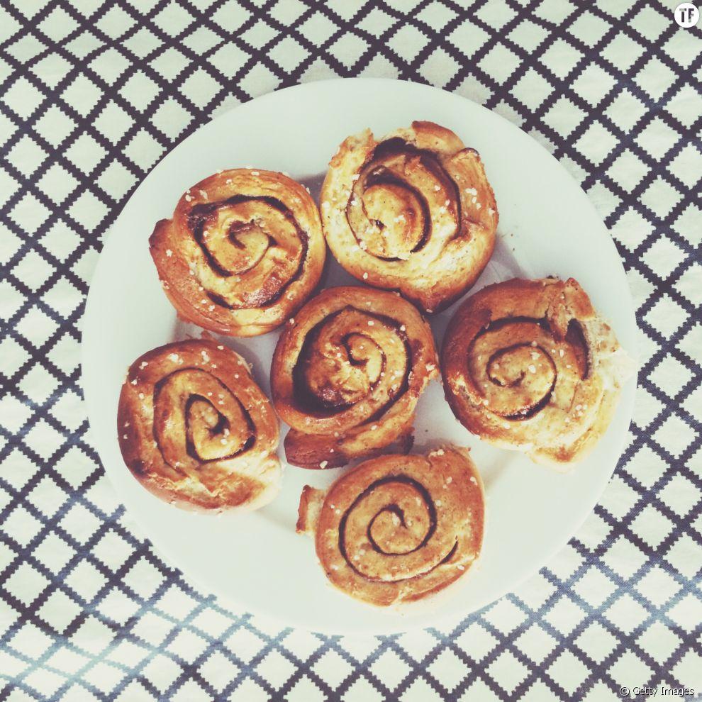 La recette la plus facile des cinnamon rolls