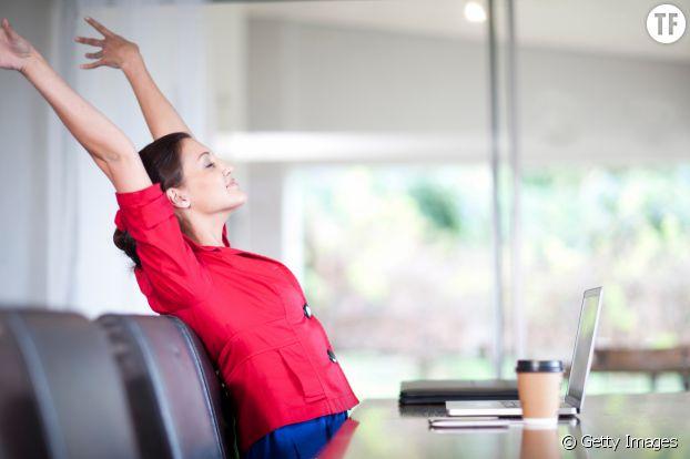 Pour être plus en forme au travail, pensez à vous étirer régulièrement