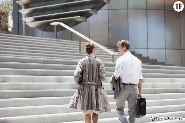 Un moyen simple pour rester en forme au travail : prenez les escaliers !