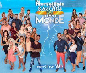 Les Marseillais et Les Ch'tis VS le reste du Monde : voir l'épisode 1 et 2 sur W9 Replay