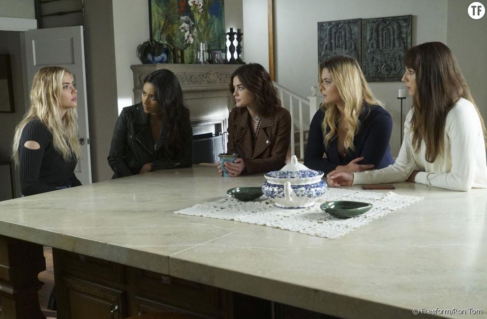 Pretty Little Liars saison 7 épisode 10