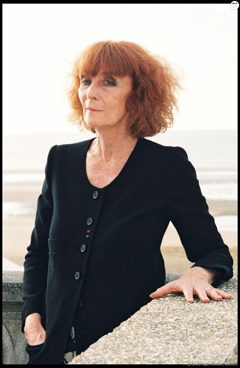 La créatrice Sonia Rykiel en 1997
