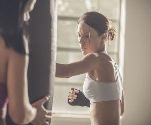 Cardio boxing : 1h pour se défouler et se sculpter un corps de rêve