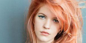 Les cheveux pêche, la coloration la plus tendance de l'automne 2016