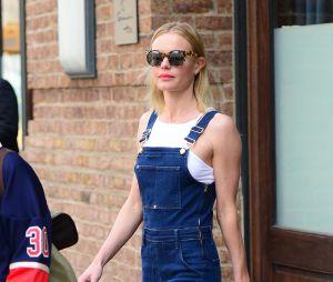 Kate Bosworth en salopette