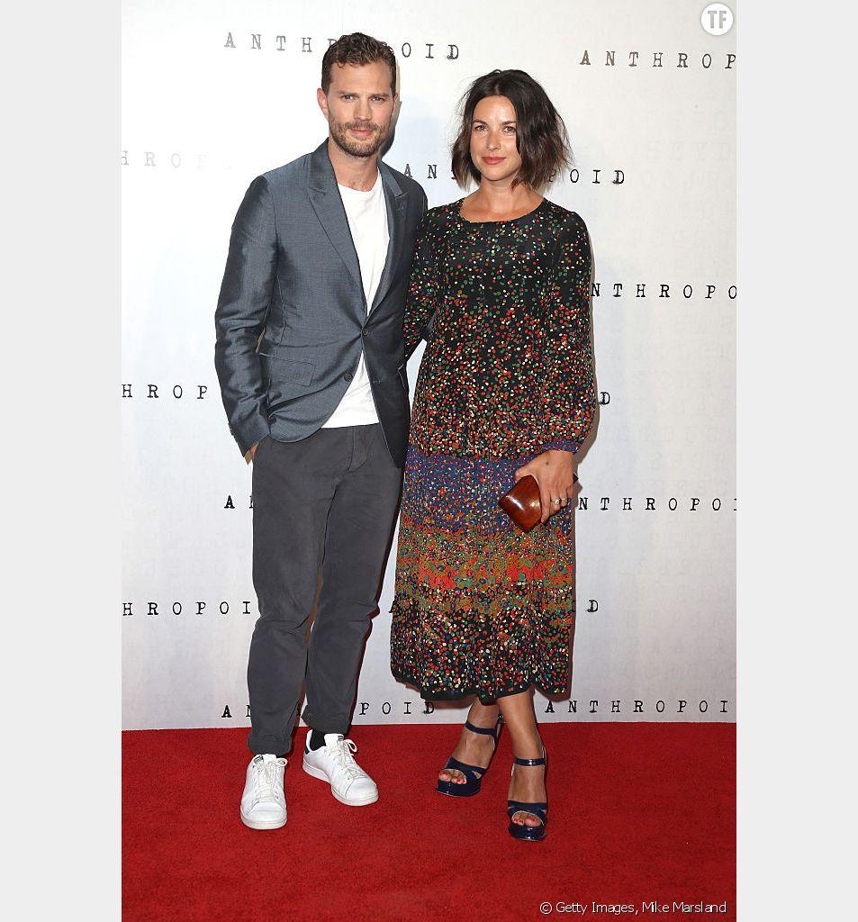 Jamie Dornan et sa femme Amelia Warner