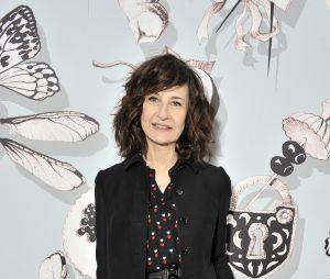 La comédienne Valérie Lemercier