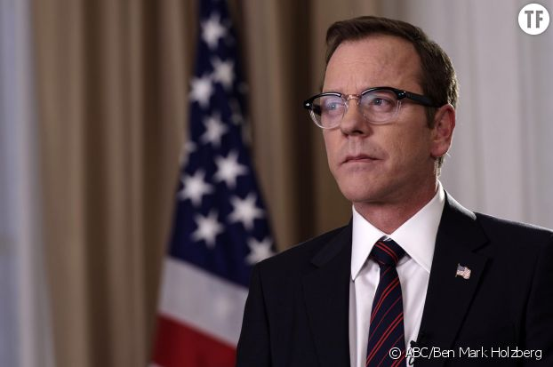Kiefer Sutherland dans Designated Survivor