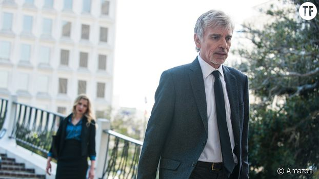 Billy Bob Thornton dans Goliath