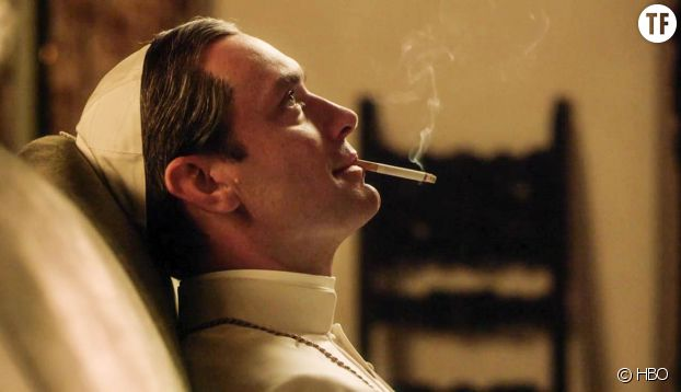 Jude Law dans The Young Pope