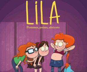 """""""Lila. Pommes, poires, abricots"""", enfin une BD qui parle de puberté avec humour"""