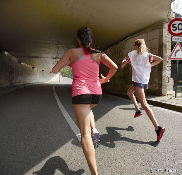 Le sport peut mettre les adolescents