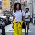 La Fashion Week new-yorkaise réserve son lot de surprises, comme cette improbable tendance qui sonsite à copier les éboueurs de la ville.