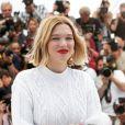Léa Seydoux lors du 69ème Festival International du Film de Cannes, le 19 mai 2016