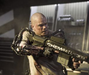 Matt Damon dans Elysium