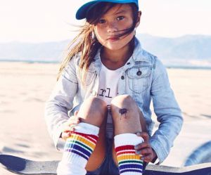 Cette petite skateuse de 8 ans donne une leçon à tous les pros de la glisse