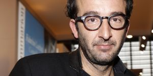 Cyrille Eldin : en couple avec la journaliste du Petit Journal Sandrine Calvayrac ?