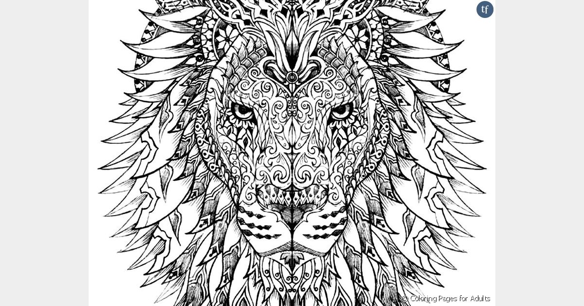 Coloriage Anti Stress Cest Quoi.30 Pages De Coloriage Anti Stress A Imprimer Terrafemina