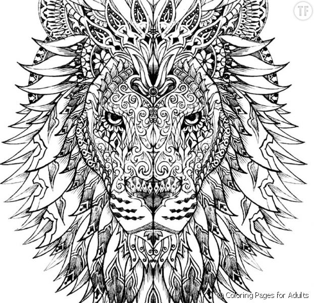 30 pages de coloriage anti stress imprimer - Coloriage Anti Stress Imprimer