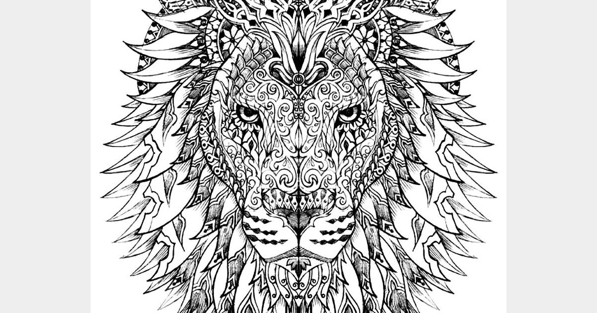30 pages de coloriage anti stress imprimer terrafemina - Coloriage anti stress gratuit ...