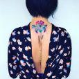 Tatouage aquarelle repéré sur Pinterest : idée n°9