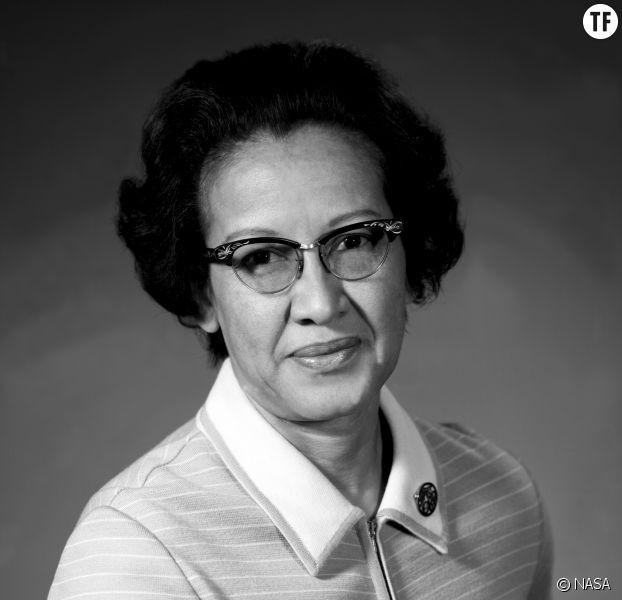 La scientifique afro-américaine Katherine Johnson