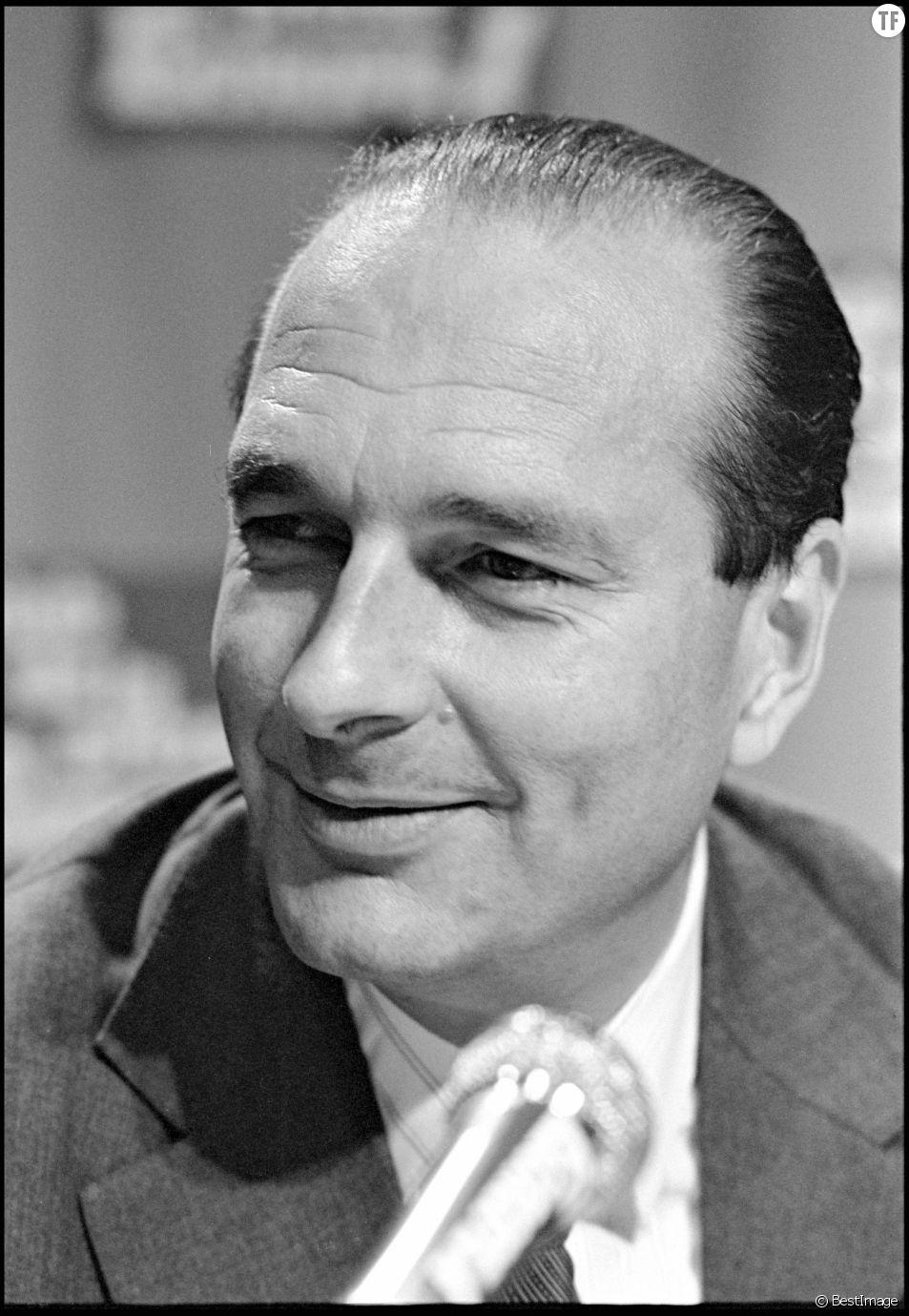 L'ancien Président de la République Jacques Chirac et sa femme Bernadette Chirac