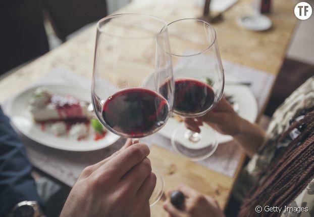 Le vin, l'ami du couple