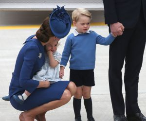 La technique de Kate Middleton pour calmer un enfant grincheux