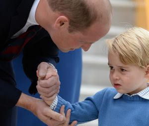 Technique pratiquée également par le prince William