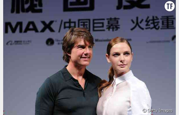 Mission Impossible V : 22 ans d'écart entre Tom Cruise et Rebecca Ferguson