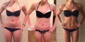 Pour être plus mince, prenez du poids : la preuve en image