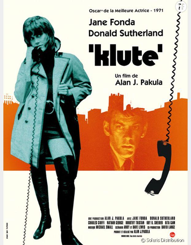L'affiche du film Klute (1972)