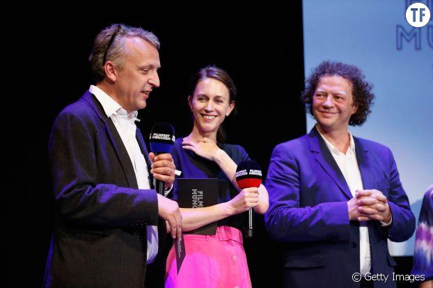Pia Marais au festival de Munich en juin 2014