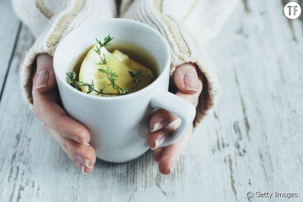 Bien s'hydrater permet de combattre un rhume plus efficacement