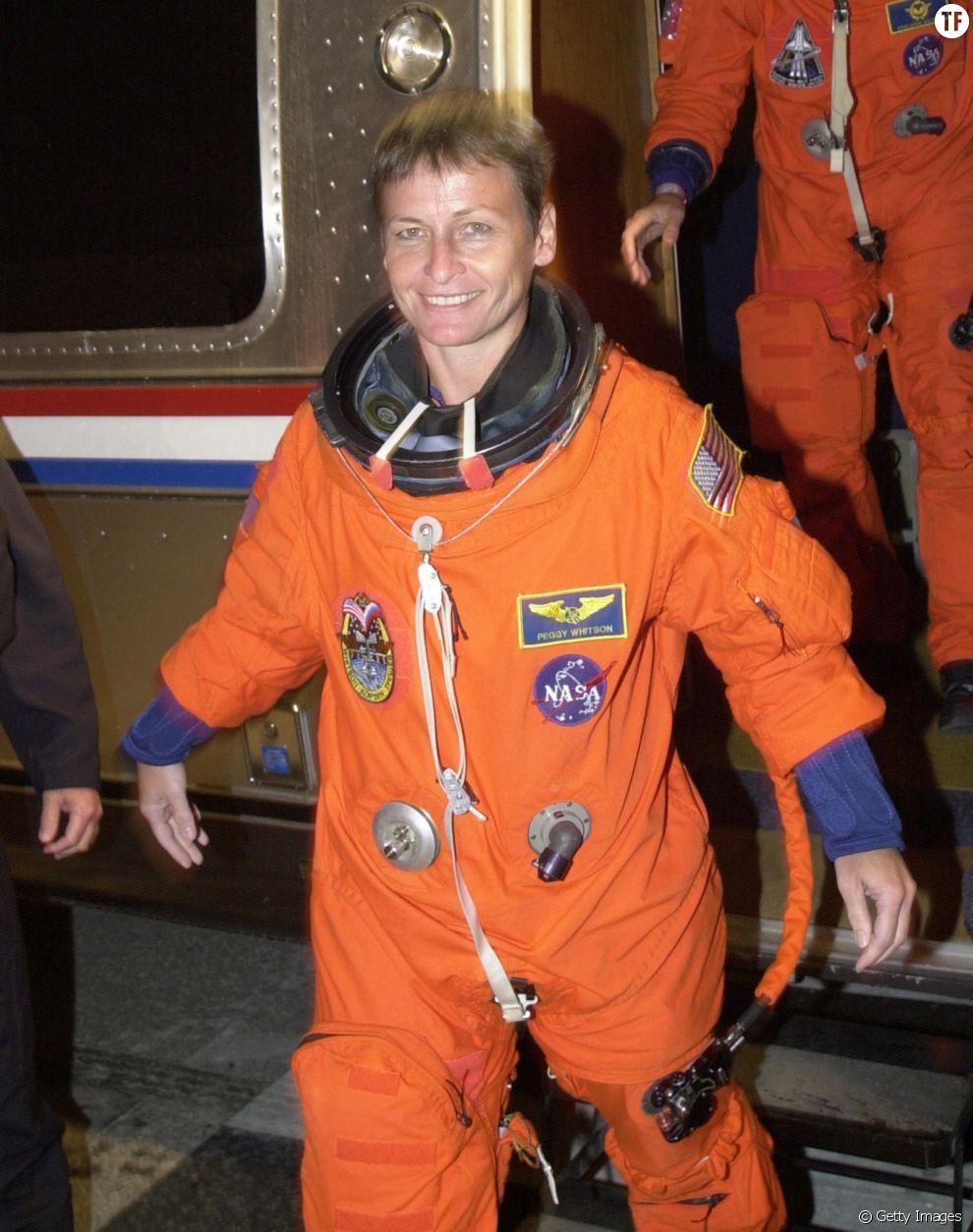 Peggy Whitson, astronaute et femme d'exception