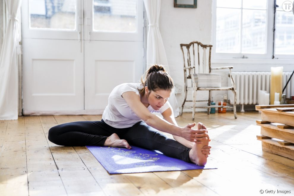 5 minutes de stretching qui font du bien après une journée au bureau