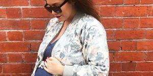 Cette maman démontre avec humour qu'aucune grossesse n'est parfaite