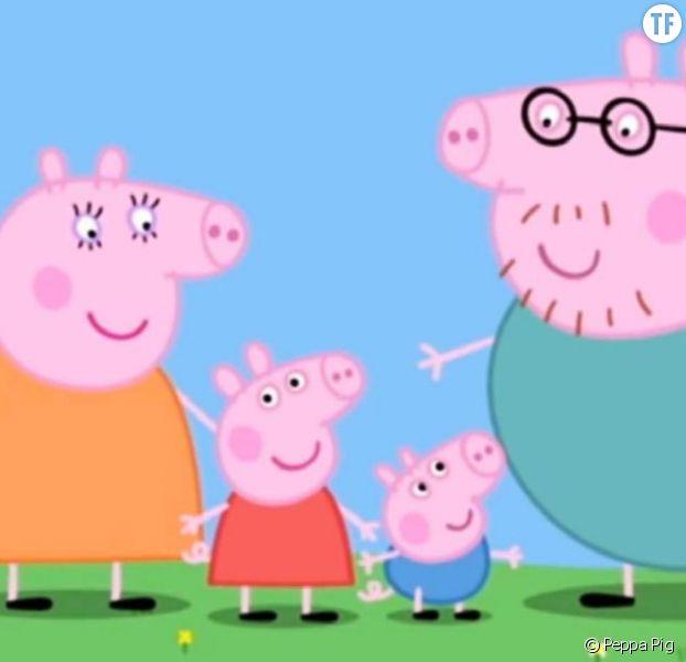 Le dessin anim peppa pig serait dangereux pour les enfants terrafemina - Image de dessin anime ...
