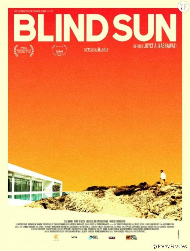 L'affiche du film Blind Sun de Joyce A. Nashawati
