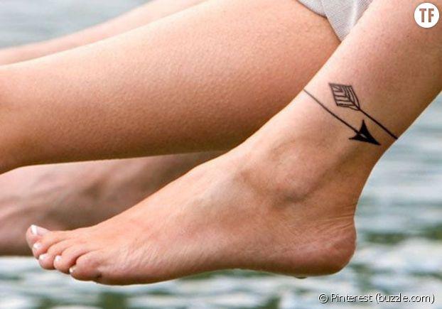 15 Jolies Idees De Tatouages A La Cheville Terrafemina