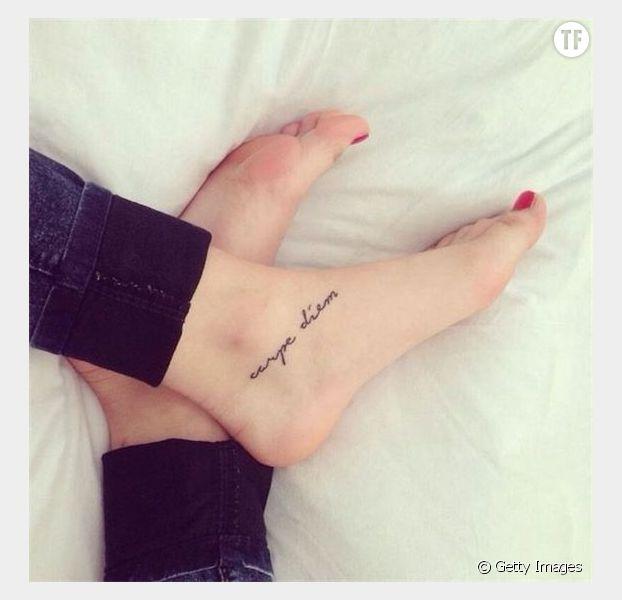 idées de tatouages pour la cheville