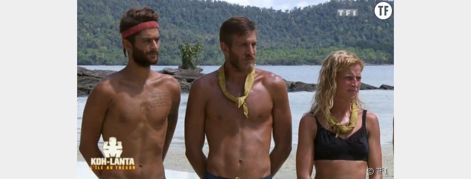 Koh-Lanta, l'île au trésor : épisode du vendredi 2 décembre 2016