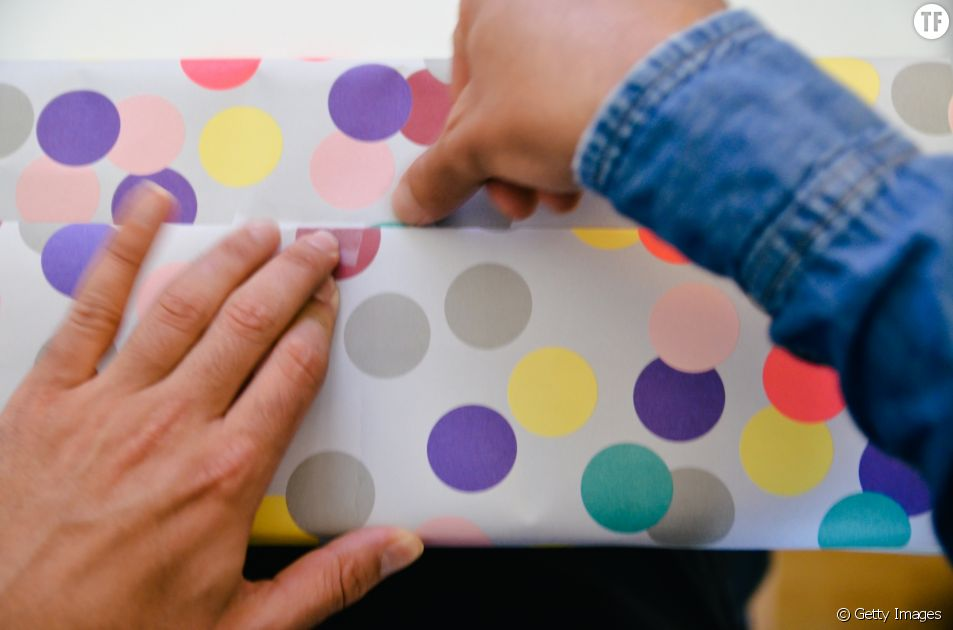 Emballer ses cadeaux facilement