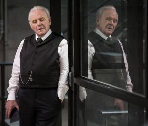 Anthony Hopkins dans la série Westworld