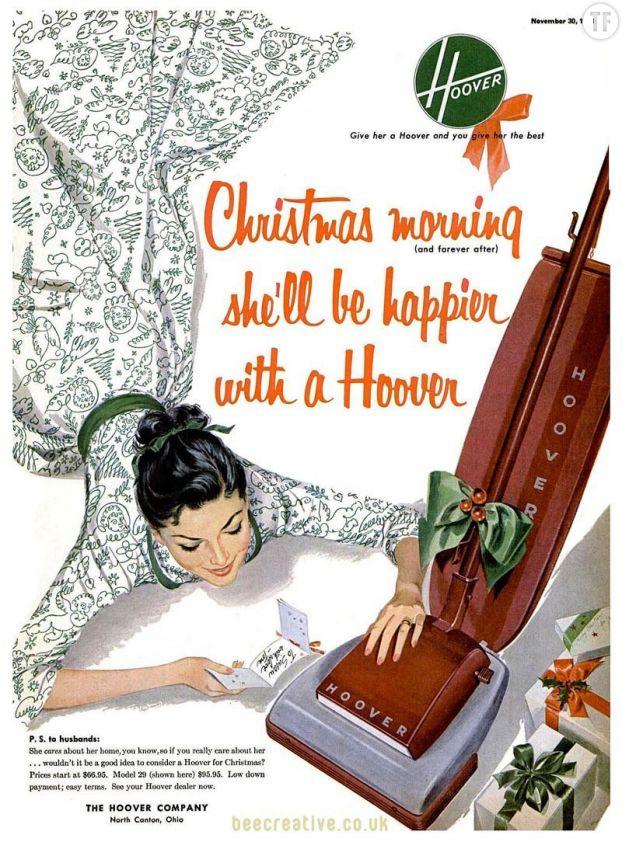 Hoover : l'aspirateur du bonheur
