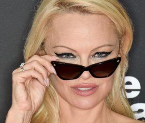 Pamela Anderson dans Danse avec les Stars