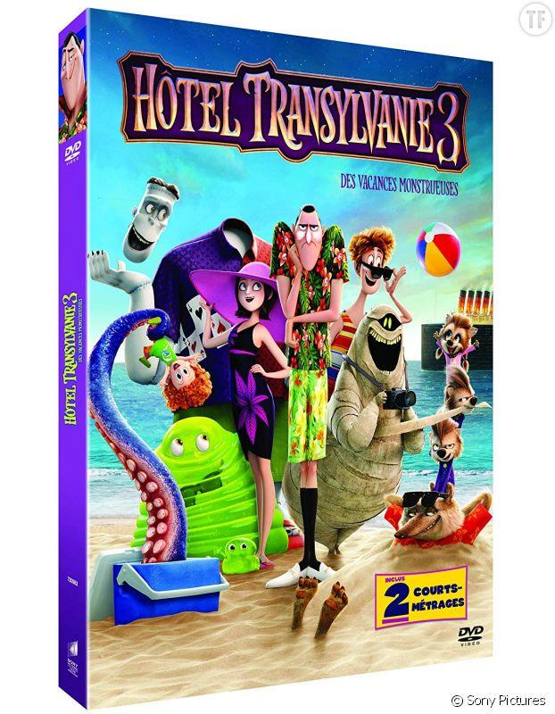 DVD Hôtel Transylvanie 3