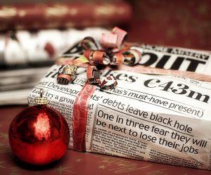 Et si on se passait du papier cadeau à Noël ?