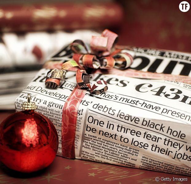 Et si on se passait du papier cadeau jetable pour Noël ?